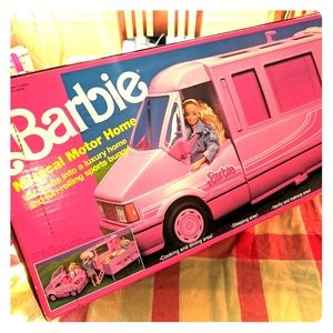 1992 Barbie Magical Motor Home